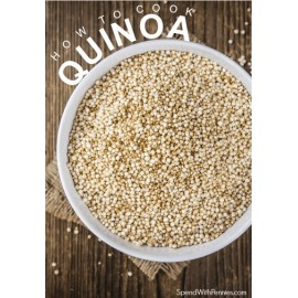 بذر کینوا یا خاویار گیاهی (QUINOA)